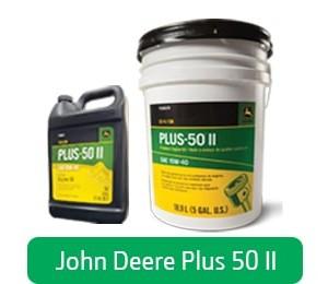 John Deere Plus-50 II
