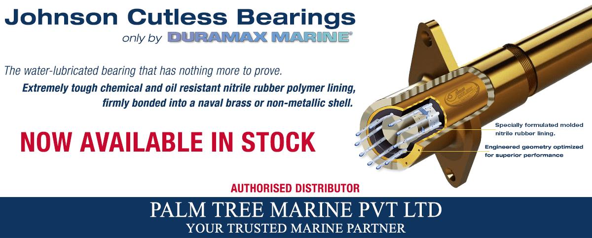 Introducing Johnson Cutless Bearing by Duramex Marine