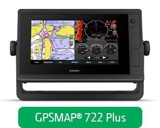 Garmin GPSMAP® 722 Plus