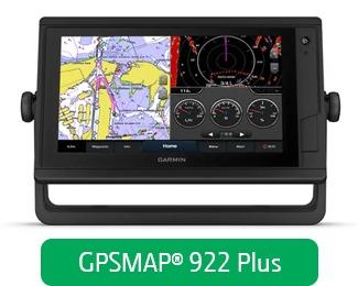 Garmin GPSMAP® 922 Plus