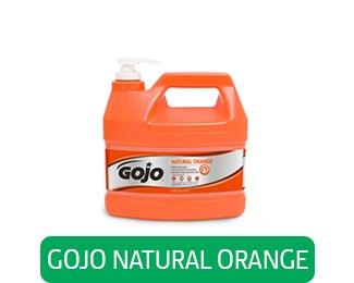 GOJO® Natural* Orange™